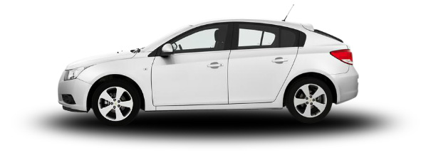 chevrolet cruze hatchback white gaz